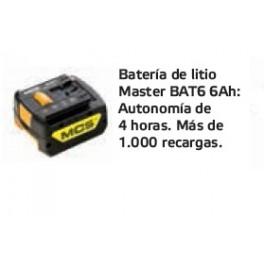 Bateria de Litio Master BAT6 6Ah